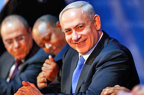Benjamin Netenyahu