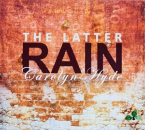 The Latter Rain album cover.